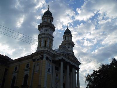 念願の西ウクライナ旅行 カルパチア第七日目 ザカルパチア・ウジュゴラド編