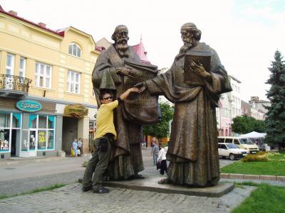 念願の西ウクライナ旅行 カルパチア第七日目 ザカルパチア・ムカチェボ編