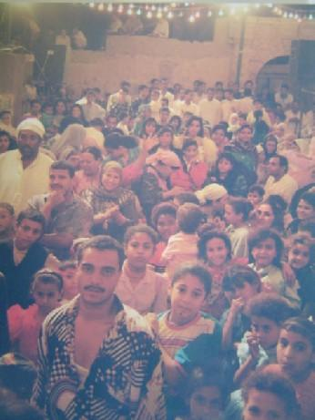 エジプト物語 ナズラットサマーン村 エジプトの結婚式の一夜で
