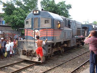フィリピン国鉄のコミューター