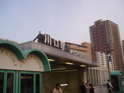 【駅前探検】 歩行者デッキで川口駅周辺を回遊