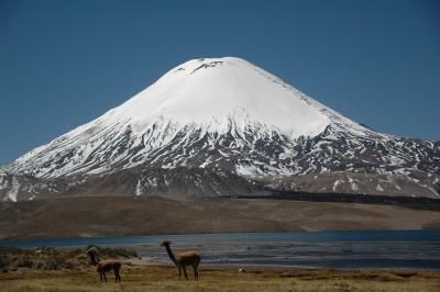 チリ−国境アリカと高山国立公園