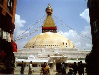 ネパール訪問記 「ネワールの古都」 カトマンドゥ1