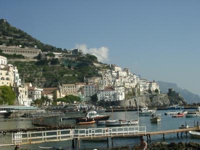 イタリア:Italy2004-アマルフィ&ラベッロ~Amalfi & Ravello~