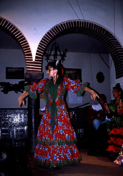 1988年のヨーロッパ 24、スペイン編、パート4 (アンダルシア・コルドヴァ〜エクストレマドゥラ・メリダ・カセレス)