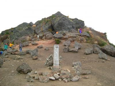 日本100名山31・安達太良山