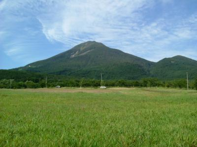 日本100名山12・磐梯山(1819m)