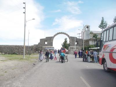 2006年ペルー・ボリビア・チリ旅行 8日目 プーノ~ラ・パス -DE PUNO A LA PAZ-