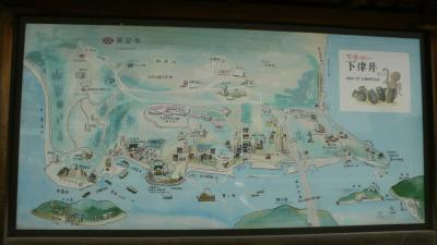 下津井の港と瀬戸大橋