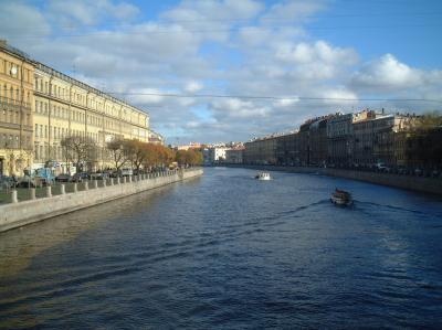 黄金の秋 ロシア一人旅(4) サンクト・ペテルブルグ