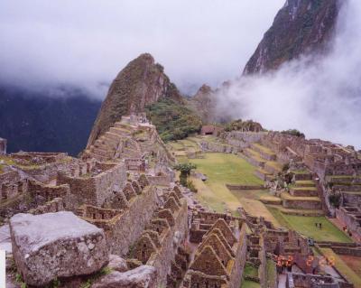 ペルーといえば。