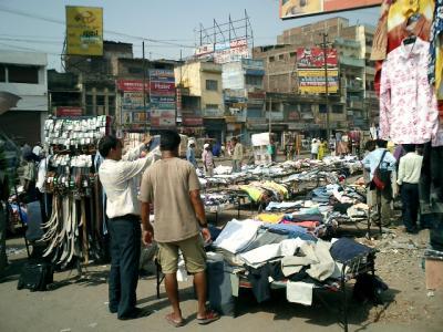 インド訪問記1 「仏陀の足跡の残る街」パトナー