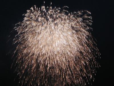 長良川花火2001