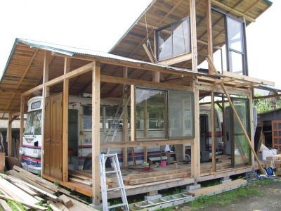 ⑤京丹波町秘密基地マイセカンドハウス(5)
