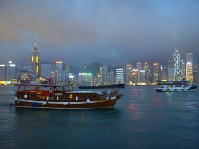 自然の多い香港