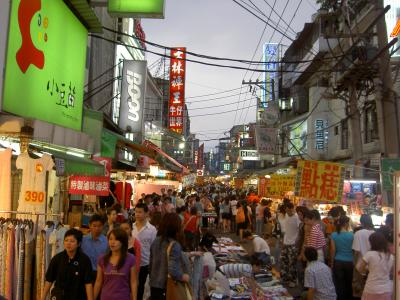 台北 「食」旅行(1) ~夜市を彷徨う
