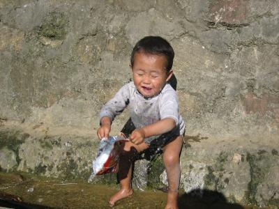 GW北ベトナム旅行−サパ、カットカット村トレッキング編