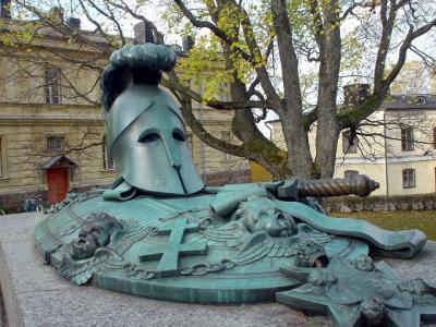 フィンランド: 秋 帝国に翻弄された  「スオメンリンナの要塞島」