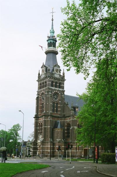 2003年オランダ旅行(4月30日アッペルドールン)