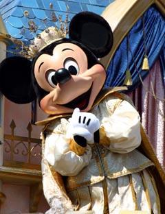 50周年 ディズニーランドリゾートの旅!?