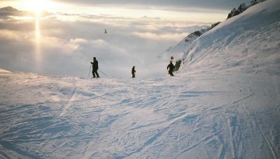 年越しオーストリアスキーツアー