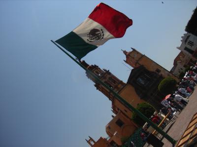 メキシコ、ケレタロへ行ってきました。
