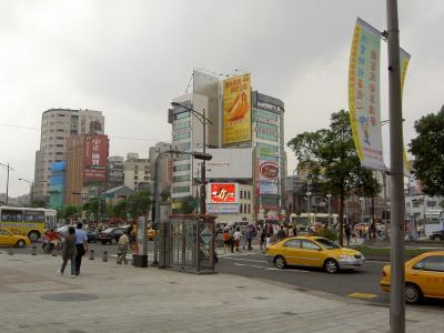 台北 「食」旅行(3) ~西門町 若者の町