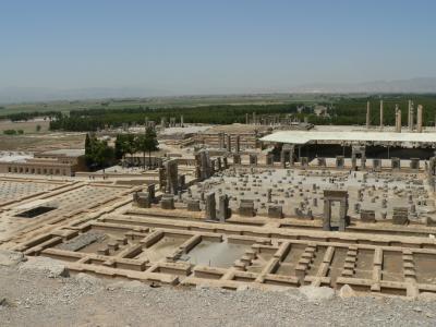 イランの旅(5)・・中東の3Pのひとつペルセポリスを訪ねて