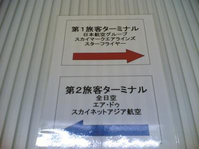 歩け!!羽田から!!