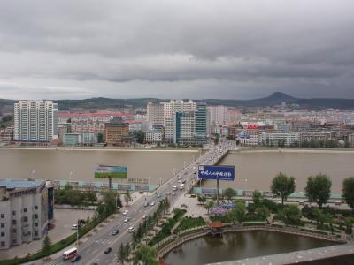 都城から延吉へ ① 朝鮮族結婚式と市内展望
