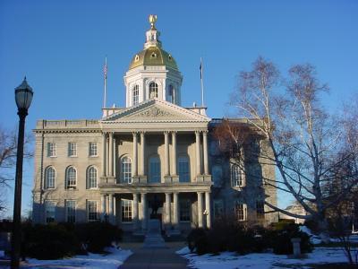 20032004 New England/Quebec: Part 1 New Hampshire