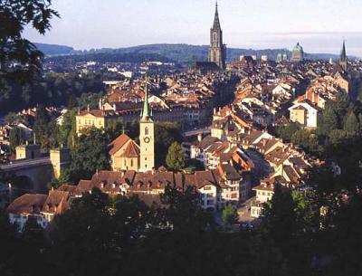 2001年スイスの旅(12)ベルンとジュネーブ