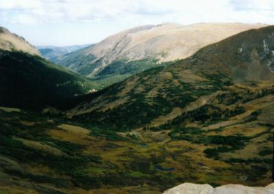 アメリカ一人旅2002 ロッキー山脈とNFL観戦