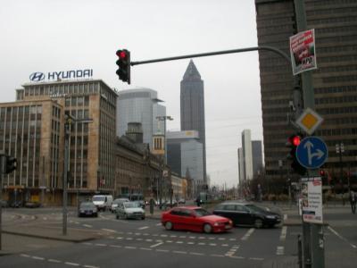 Frankfurt Allemagne