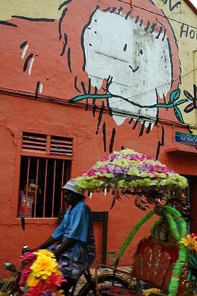 ★数年ぶりのマラッカ訪問(2)ハン・ジュバッ通り(ジョンカー・ストリート)の辺り