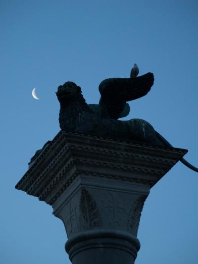 ヴェネツィアの夜明け(Venezia&Toscana-drive?)
