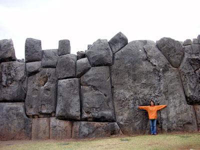 クスコ市内観光と近郊遺跡観光