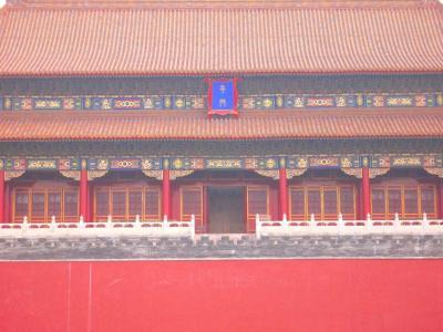 地元「北京」を紹介します>v<