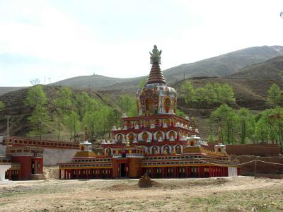 タンカの里(上吾屯寺)