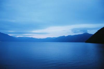 北海道バイク紀行~馬と大地と湖と~?【洞爺湖・支笏湖】