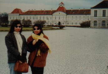 1990 ドイツ(国境を越えて・・・ミュンヘン)
