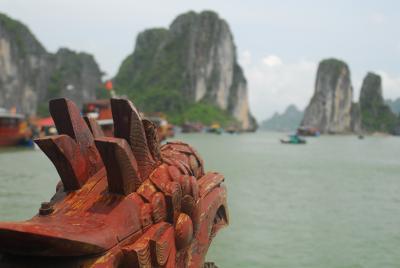 ベトナム(ハロン湾)