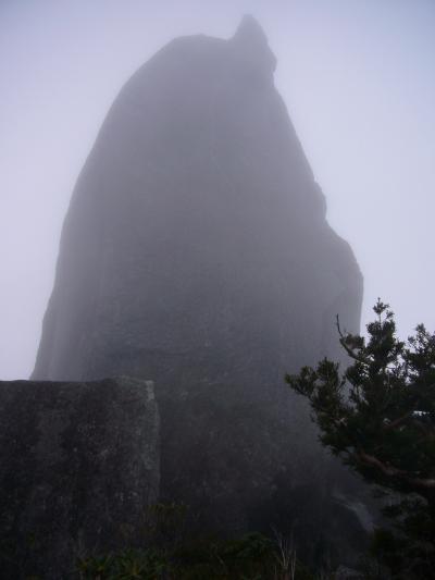 屋久島にししがみ様を見た!(19,4,2006)