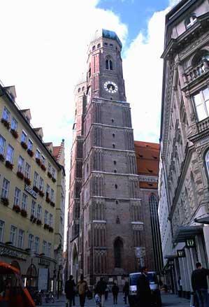 2002年ドイツの旅(3)ミュンヘン