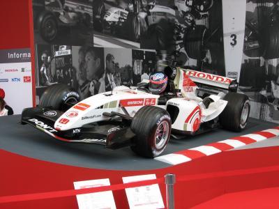 F1日本グランプリ2005in鈴鹿 金曜フリー
