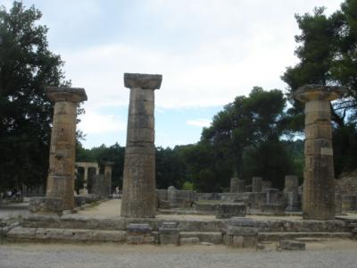 古代オリンピックは民族の祭典