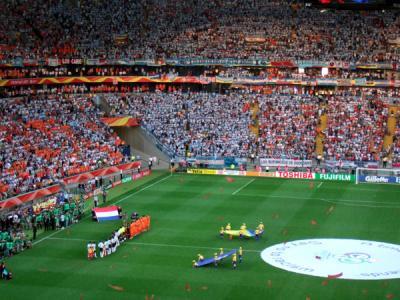 World Cup 2006 ドイツ大会観戦記 -フランクフルト編-
