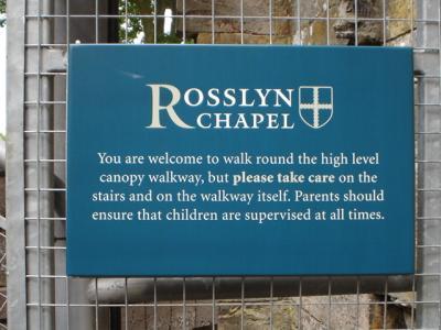 ロスリン礼拝堂