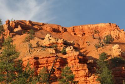 レッドキャニオン「Red Canyon RV Park」