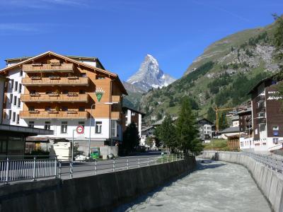 2006年 夏 スイス ツェルマット旅行記(チューリッヒ~ツェルマット到着編)